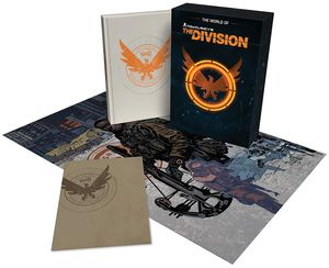 [The World Of Tom Clancy's: The Division (Limited Edition - Hardcover) (Product Image)]
