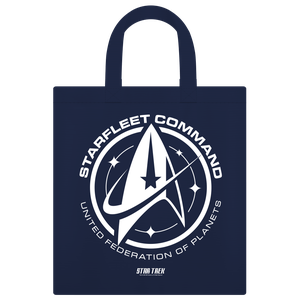 [Star Trek: Discovery: The 55 Collection: Tote Bag: Starfleet Command (Product Image)]