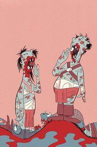 [Die!Namite #4 (Dr Seuss Homage Virgin Variant) (Product Image)]