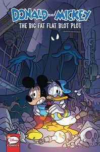 [Donald & Mickey: Big Fat Flat Blot Plot (Product Image)]