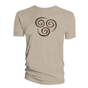 [Avatar The Last Airbender: T-Shirt: Air Element (Product Image)]