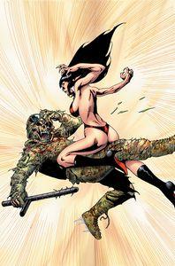 [Vampirella #16 (Castro A Virgin Variant) (Product Image)]