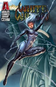 [White Widow #2 (Continuado Foil Cover B) (Product Image)]