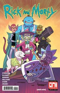 [Rick & Morty #42 (Cover A) (Product Image)]
