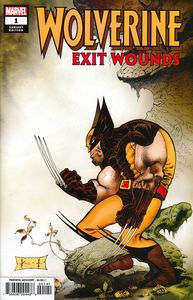 [Wolverine: Exit Wounds #1 (Keith Variant) (Product Image)]