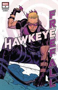 [Hawkeye: Free Fall #5 (Product Image)]