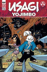 [Usagi Yojimbo #9 (Cover A Sakai) (Product Image)]