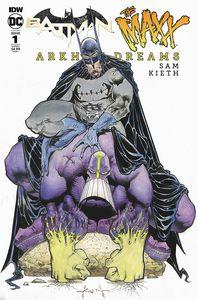 [Batman: The Maxx #1 (Cover B Kieth) (Product Image)]