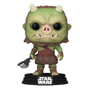 [Star Wars: The Mandalorian: Funko Pop! Bobble-Head: Gamorrean Fighter (Product Image)]