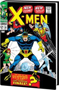 [X-Men: Omnibus: Volume 2 (Tuska DM Variant New Printing Hardcover) (Product Image)]