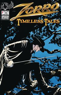 [The cover for Zorro: Timeless Tales #1 (Cover A Yeates)]