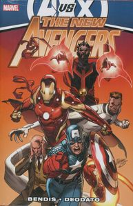 [New Avengers By Brian Michael Bendis: Volume 4 (Premier Edition Hardcover) (Product Image)]