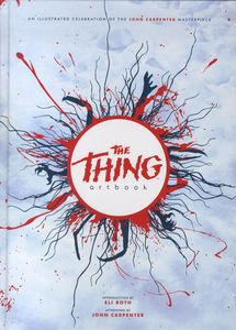 [The Thing: Artbook (Product Image)]