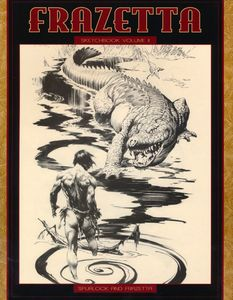 [Frazetta Sketchbook II (Product Image)]