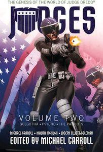 [Judges: Volume 2: The Genesis Of The World Of Judge Dredd (Product Image)]