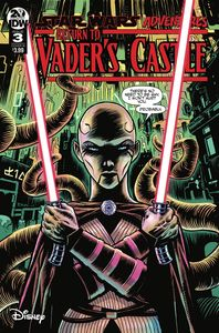 [Star Wars Adventures: Return To Vaders Castle #3 (Cover B Broken) (Product Image)]