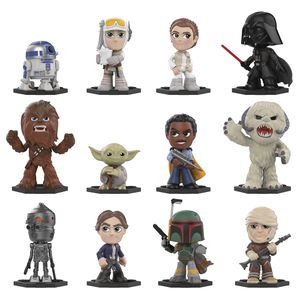 [Star Wars: Empire Strikes Back: Figures: Mystery Minis (Product Image)]