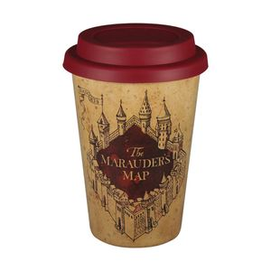 [Harry Potter: Travel Mug: Marauders Map (Product Image)]