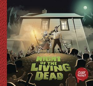 [Gory Books: Volume 1: Night Of The Living Dead (Cover A Perkins) (Product Image)]