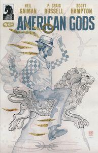 [American Gods: Shadows #5 (Mack Variant) (Product Image)]
