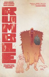 [Rumble: Volume 2: A Woe That Is Madness (Product Image)]