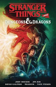 [Stranger Things & Dungeons & Dragons (Product Image)]