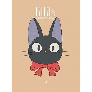 [Kiki's Delivery Service: Jiji Plush Journal (Product Image)]