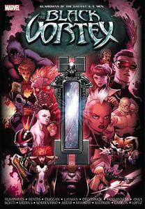 [Guardians Of The Galaxy & X-Men: Black Vortex (Hardcover) (Product Image)]