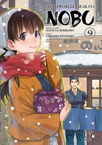 [Otherworldly Izakaya Nobu: Volume 9 (Product Image)]