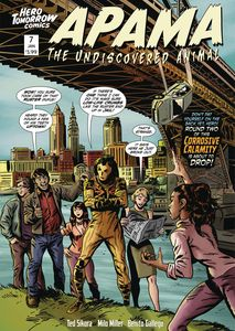 [Apama: The Undiscovered Animal #7 (Product Image)]