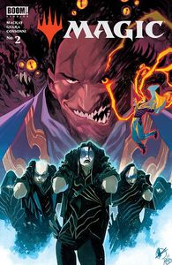 [Magic The Gathering #2 (Cover A Scalera) (Product Image)]