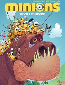 [Minions: Volume 3: Viva Le Boss! (Product Image)]