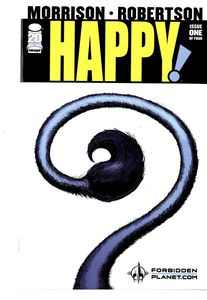 [Happy #1 (Forbidden Planet Variant) (Product Image)]