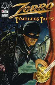 [Zorro: Timeless Tales #2 (Cover A) (Product Image)]