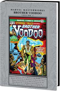 [Marvel Masterworks: Brother Voodoo: Volume 1 (Hardcover) (Product Image)]