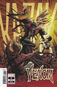 [Venom #4 (2nd Printing - Stegman Variant) (Product Image)]