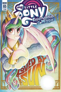 [My Little Pony: Friendship Is Magic #65 (Cover A Price) (Product Image)]