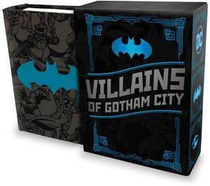 [DC Comics: Villains Of Gotham City: Tiny Book (Hardcover) (Product Image)]
