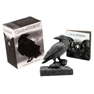 [Game Of Thrones: Three-Eyed Raven Kit (Product Image)]