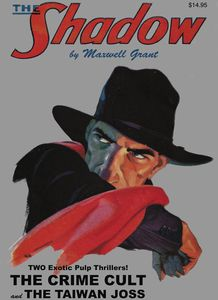 [The Shadow: Double Novel: Volume 145: Crime Cult & Taiwan Joss (Product Image)]