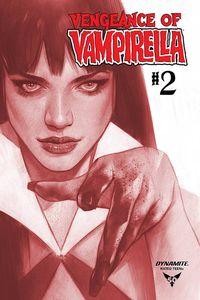[Vengeance Of Vampirella #2 (Oliver Tint Dressed Variant) (Product Image)]