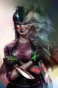 [Batman #98 (Card Stock F Mattina Variant Edition Joker War) (Product Image)]