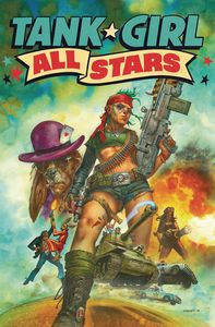 [Tank Girl All Stars #4 (Cover B Staples) (Product Image)]