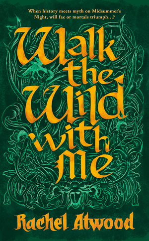[The cover for Walk The Wild With Me]
