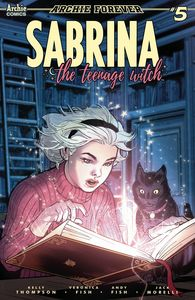 [Sabrina The Teenage Witch #5 (Cover C Ibanez) (Product Image)]