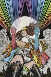 [Black Hammer: Visions #7 (Cover C Shimizu) (Product Image)]
