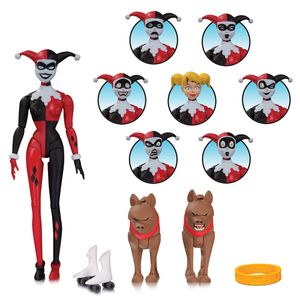 [Batman: The Animated Series: Action Figure: Harley Quinn Expressions Pack (Product Image)]