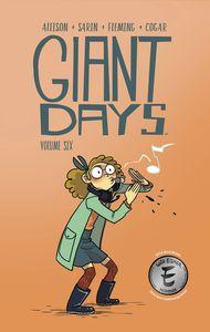 [Giant Days: Volume 6 (Product Image)]