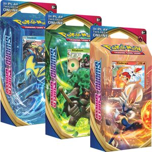 [Pokemon: Sword & Shield Theme Deck (Product Image)]
