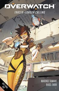 [Overwatch: Tracer: London Calling (Hardcover) (Product Image)]